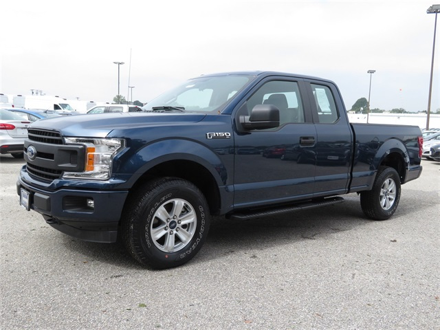 2018 F-150 Super Cab 4x4,  Pickup #185422 - photo 4