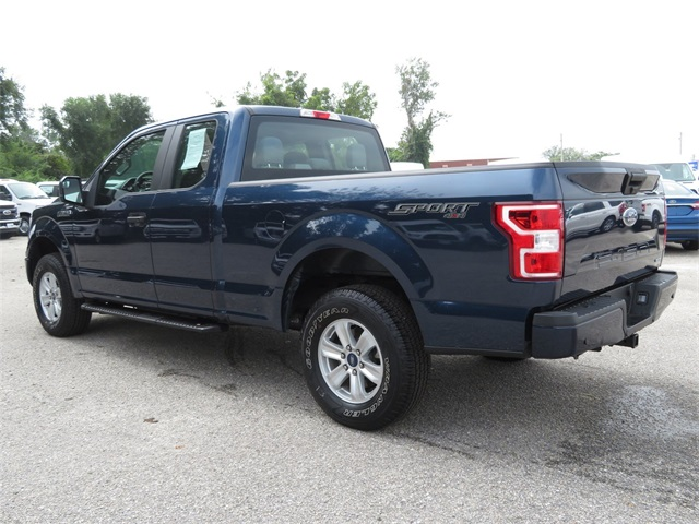 2018 F-150 Super Cab 4x4,  Pickup #185422 - photo 6