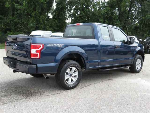 2018 F-150 Super Cab 4x4,  Pickup #185422 - photo 2