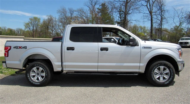 2018 F-150 SuperCrew Cab 4x4,  Pickup #185423 - photo 7