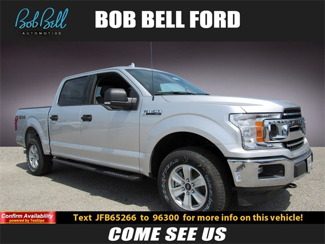 2018 F-150 SuperCrew Cab 4x4,  Pickup #185423 - photo 1