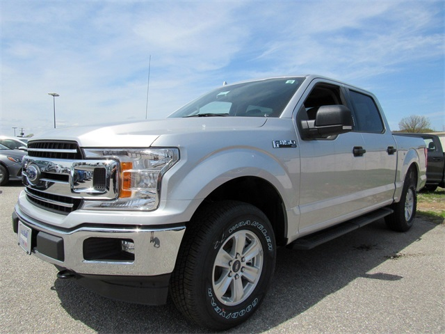 2018 F-150 SuperCrew Cab 4x4,  Pickup #185423 - photo 4