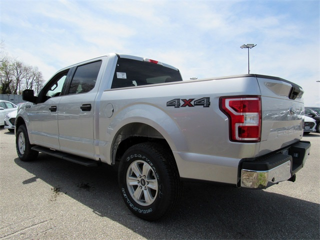 2018 F-150 SuperCrew Cab 4x4,  Pickup #185423 - photo 5