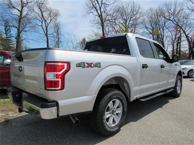 2018 F-150 SuperCrew Cab 4x4,  Pickup #185423 - photo 2