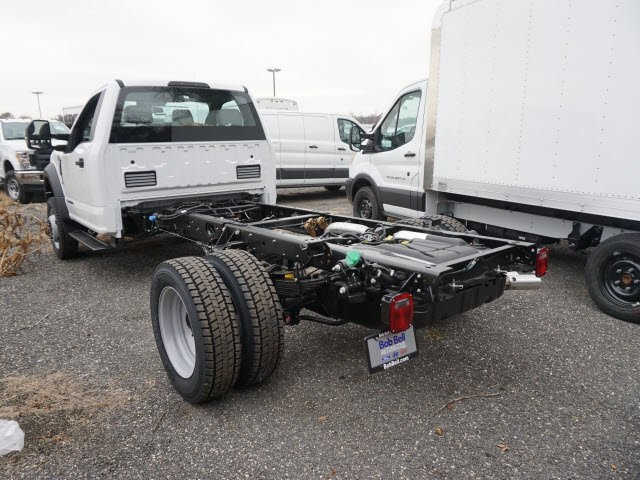 2018 F-550 Regular Cab DRW 4x4,  Cab Chassis #185445 - photo 4