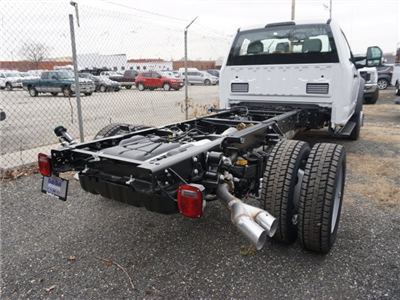 2018 F-550 Regular Cab DRW 4x4,  Cab Chassis #185445 - photo 2