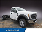 2018 F-550 Regular Cab DRW 4x4,  Cab Chassis #185445 - photo 20