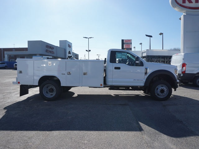 2018 F-550 Regular Cab DRW, Service Body #185446 - photo 4