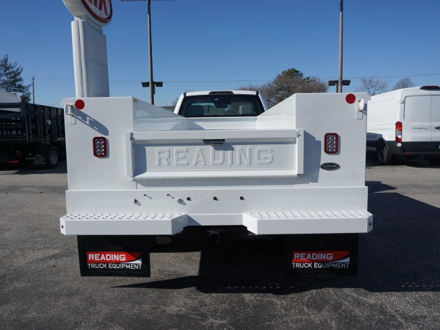 2018 F-550 Regular Cab DRW, Service Body #185446 - photo 6