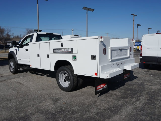 2018 F-550 Regular Cab DRW, Service Body #185446 - photo 7