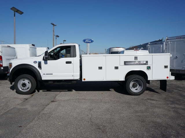 2018 F-550 Regular Cab DRW, Service Body #185446 - photo 3