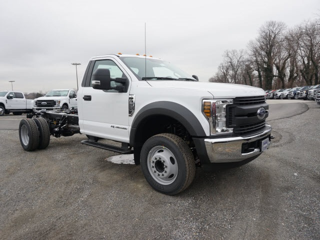 2018 F-550 Regular Cab DRW Cab Chassis #185446 - photo 5