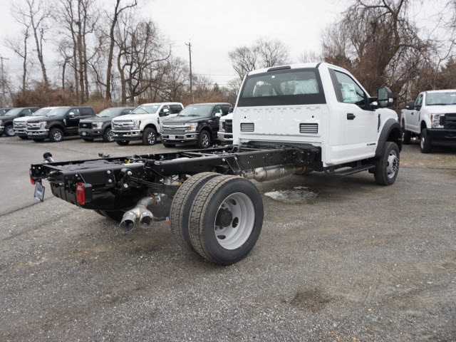 2018 F-550 Regular Cab DRW Cab Chassis #185446 - photo 6