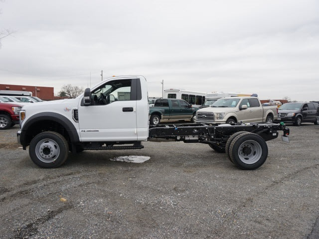 2018 F-550 Regular Cab DRW Cab Chassis #185446 - photo 8