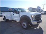 2018 F-550 Regular Cab DRW, Service Body #185446 - photo 1