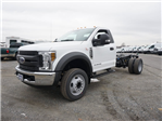 2018 F-550 Regular Cab DRW Cab Chassis #185446 - photo 1