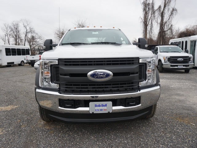 2018 F-450 Crew Cab DRW 4x4 Cab Chassis #185453 - photo 5