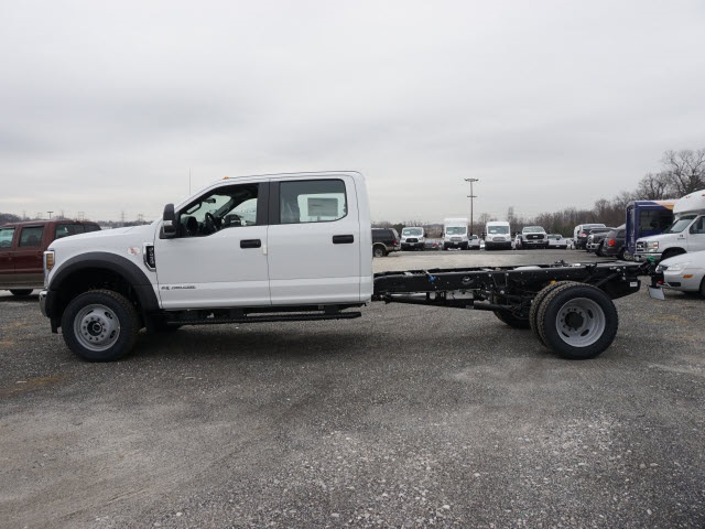 2018 F-450 Crew Cab DRW 4x4 Cab Chassis #185453 - photo 7