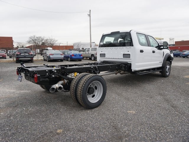 2018 F-450 Crew Cab DRW 4x4,  Cab Chassis #185453 - photo 2