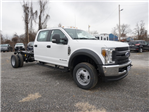2018 F-450 Crew Cab DRW 4x4 Cab Chassis #185453 - photo 1