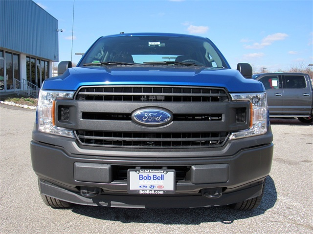 2018 F-150 SuperCrew Cab 4x4, Pickup #185458 - photo 3