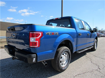 2018 F-150 SuperCrew Cab 4x4, Pickup #185458 - photo 2
