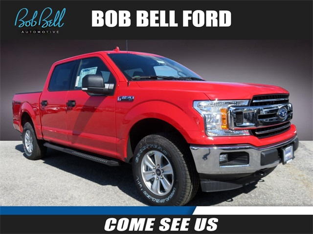 2018 F-150 SuperCrew Cab 4x4,  Pickup #185459 - photo 1