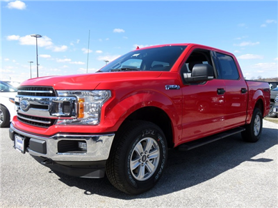 2018 F-150 SuperCrew Cab 4x4,  Pickup #185459 - photo 4
