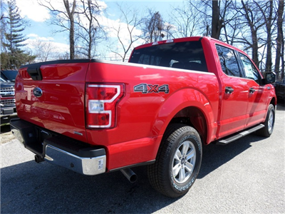 2018 F-150 SuperCrew Cab 4x4,  Pickup #185459 - photo 2