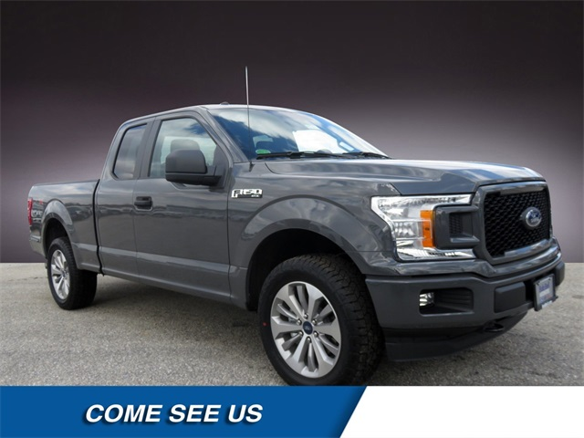 2018 F-150 Super Cab 4x4, Pickup #185466 - photo 1