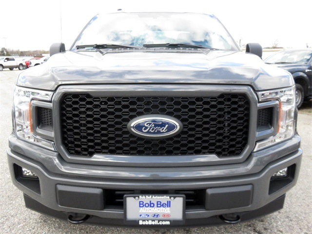 2018 F-150 Super Cab 4x4, Pickup #185466 - photo 3