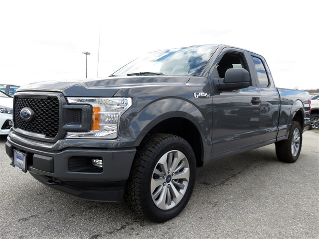 2018 F-150 Super Cab 4x4, Pickup #185466 - photo 4