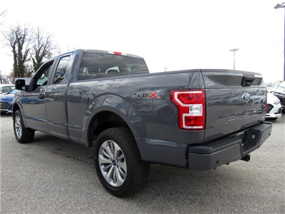 2018 F-150 Super Cab 4x4, Pickup #185466 - photo 5