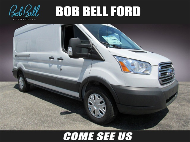 2018 Transit 250 Med Roof 4x2,  Empty Cargo Van #185495 - photo 1