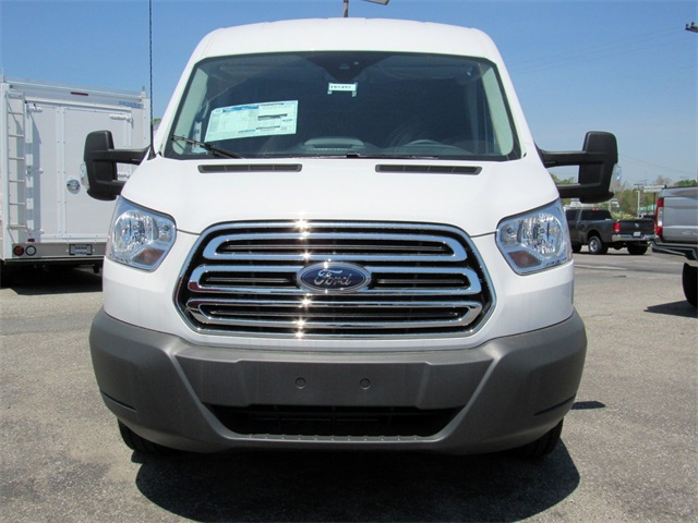 2018 Transit 250 Med Roof, Cargo Van #185495 - photo 3