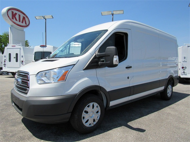 2018 Transit 250 Med Roof,  Empty Cargo Van #185495 - photo 5