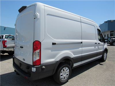 2018 Transit 250 Med Roof 4x2,  Empty Cargo Van #185495 - photo 8