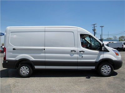 2018 Transit 250 Med Roof, Cargo Van #185495 - photo 8