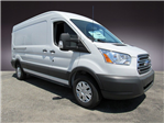2018 Transit 250 Med Roof, Cargo Van #185495 - photo 1