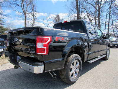 2018 F-150 SuperCrew Cab 4x4,  Pickup #185498 - photo 2