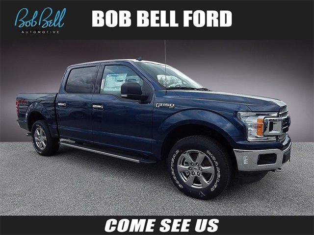 2018 F-150 SuperCrew Cab 4x4,  Pickup #185527 - photo 1