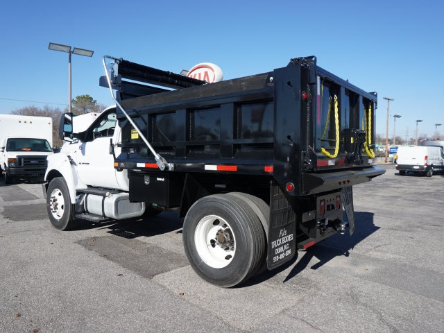 2018 F-750 Regular Cab DRW, Godwin Manufacturing Co. Dump Body #185543 - photo 6