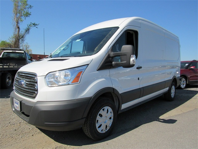 2018 Transit 250 Med Roof,  Empty Cargo Van #185547 - photo 4