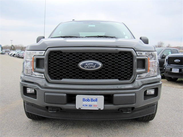 2018 F-150 Super Cab 4x4,  Pickup #185555 - photo 3