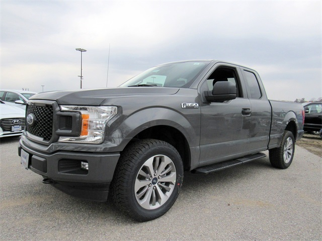 2018 F-150 Super Cab 4x4,  Pickup #185555 - photo 4
