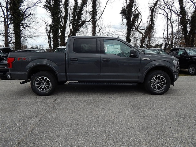2018 F-150 SuperCrew Cab 4x4, Pickup #185560 - photo 11