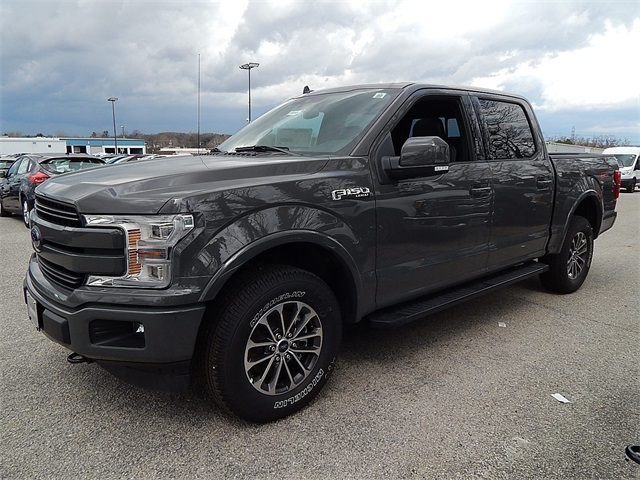 2018 F-150 SuperCrew Cab 4x4, Pickup #185560 - photo 8