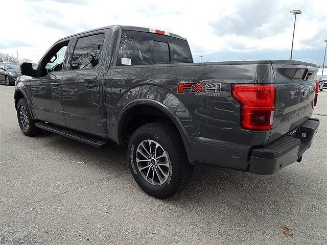 2018 F-150 SuperCrew Cab 4x4, Pickup #185560 - photo 9