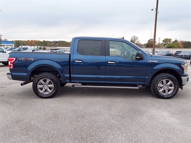 2018 F-150 SuperCrew Cab 4x4,  Pickup #185609 - photo 7