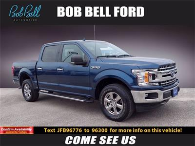 2018 F-150 SuperCrew Cab 4x4,  Pickup #185609 - photo 1